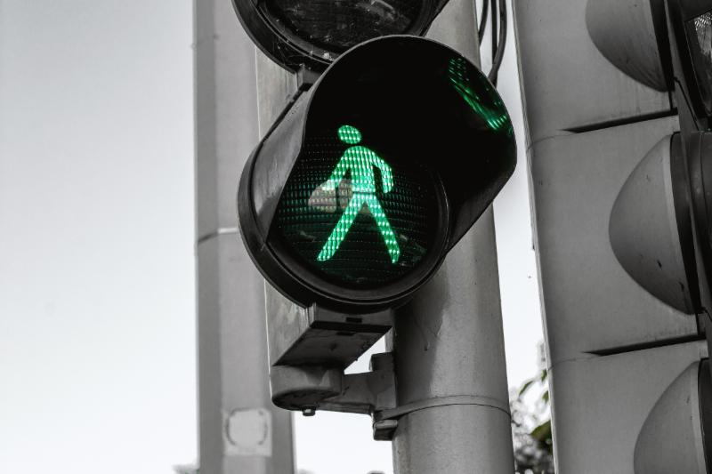 Stepping Up for Pedestrian Safety