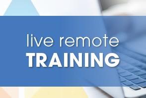 Live Remote Training